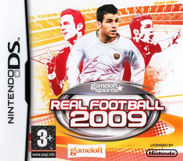 Real Football 2009 DS