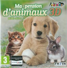 ma pension d animaux 3d b b s c lins test nintendo 3ds. Black Bedroom Furniture Sets. Home Design Ideas