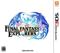 Final Fantasy Explorers - des informations