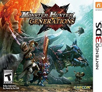 Monster Hunter Generations arrive le 15 Juillet 2016