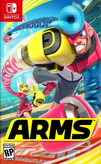 Testez le ARMS Global Testpunch sur eShop Switch