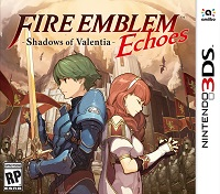 Fire Emblem Echoes : Shadows of Valentia
