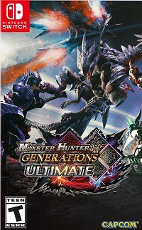 Monter Hunter Generations Ultimate arrivera sur Switch