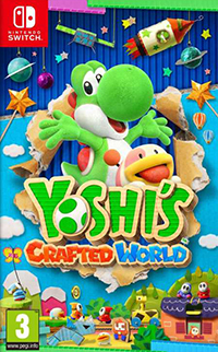 Yoshi's Crafted World en Mars 2019 sur Nintendo Switch