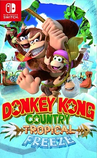 Nintendo annonce Donkey Kong Country : Tropical Freeze sur Nintendo Switch