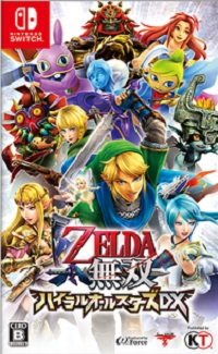 Hyrule Warriors : Definitive Edition Switch en vidéo