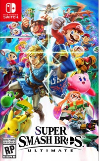 Super Smash Bros. Ultimate Direct Switch : les informations