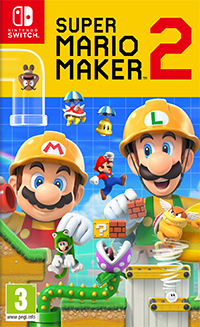 Super Mario Maker 2 sortira le 28 juin sur Nintendo Switch