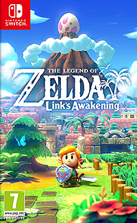 The Legend of Zelda : Link's Awakening annoncé sur Nintendo Switch