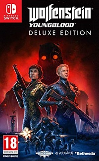 Wolfenstein : Youngblood arrive sur Nintendo Switch