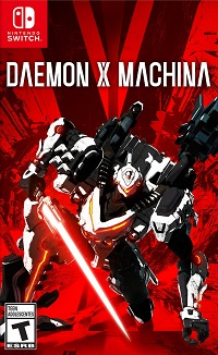 Daemon X Machina se montre sur Switch