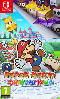 Paper Mario : The Origami King - Disponible sur Nintendo Switch le 17 juillet 2020