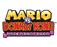Mario vs. Donkey Kong : Minis march again