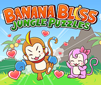 Banana Bliss Jungle Puzzles