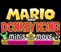 Mario vs. Donkey Kong : Minis on the Move