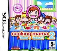 Cooking mama ds
