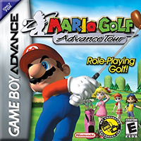 Mario Golf : Advance Tour