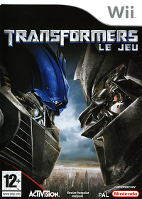 Transformers : The Game Wii