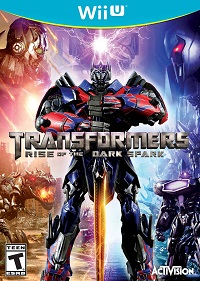 Transformers : Rise of the Dark Spark Wii U