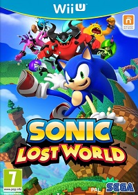 Sonic : Lost World Wii U