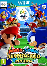 Mario & Sonic aux Jeux Olympiques 2016 Wii U