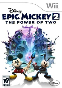 Epic Mickey 2 : The Power of Two Wii