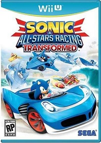 Sonic and All-Stars Racing Transformed Wii U