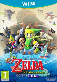 The Legend Of Zelda : The Wind Waker HD Wii U