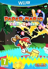 Paper Mario : Color Spash